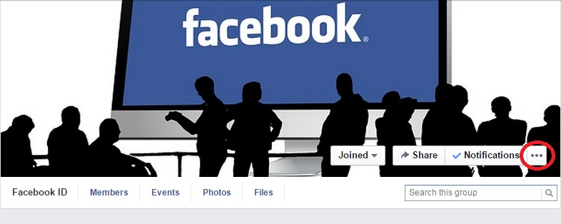 [Post 3] How to add a friend to a Facebook group 1